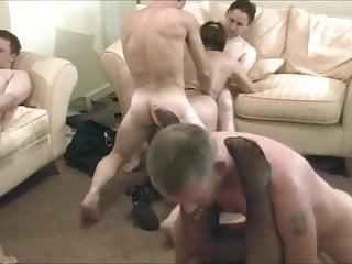 British Swingers - Scene 1