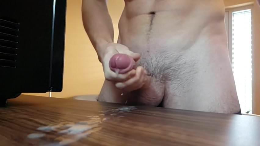 Male masterbation cumshot videos