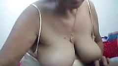 Filipino granny 66 pleasuring me on cam