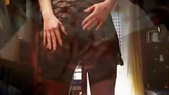 hot in lingerie