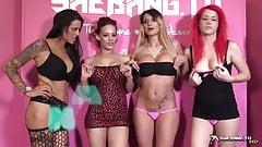 Shebang.TV - Candy Sexton, Jordanna Foxx & Kimmy Cumlots