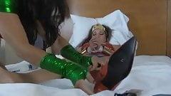 Wonder Slut Tickle Torture