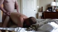str8 married action:when his wife go to churh he visit me