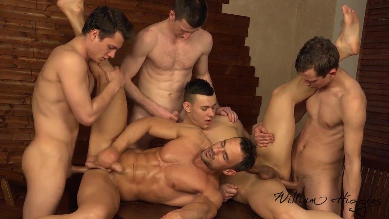 gay porno párty