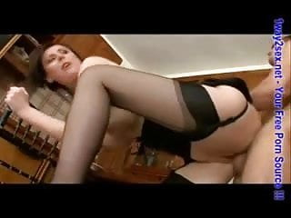 horny milf fucked by young neighbour