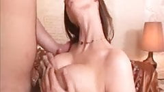 Nice cock for girl with big tits
