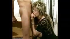 Hot German MILF in stockings and lacy body fucked