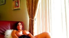 Italian MILF Webcam Masturbation