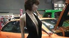 Promotion Girl 6 Big Titts AutoSalon JLUG