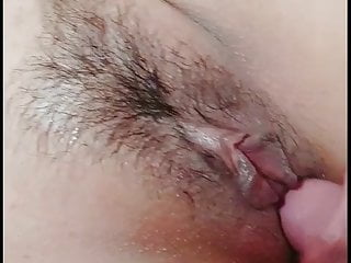 Water Squirting From Wife S Pussy