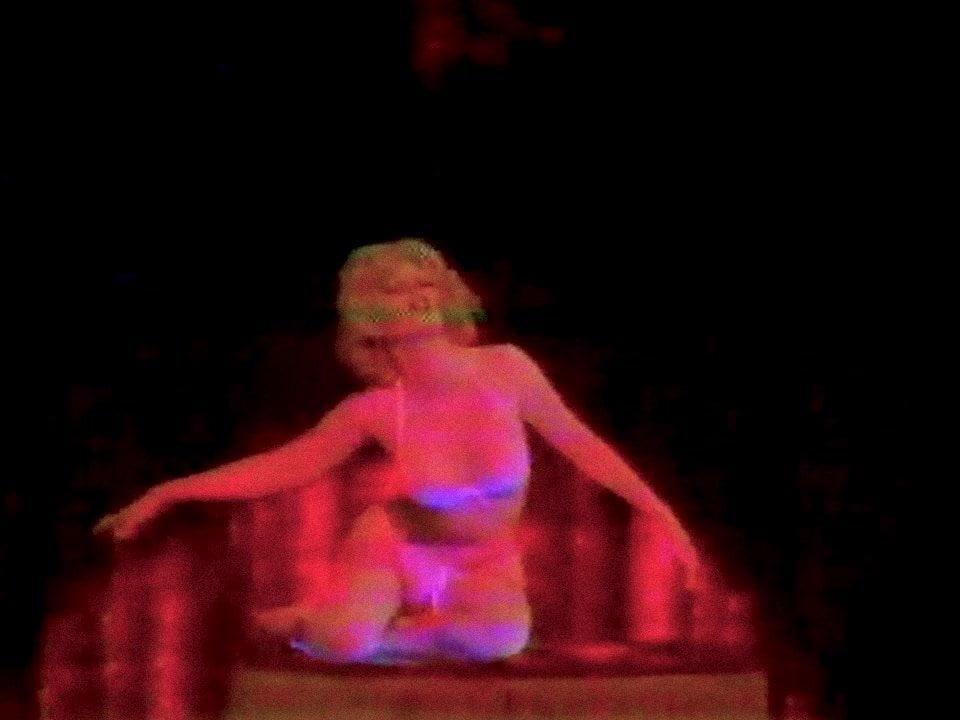 Platina louise angel the angel of burlesque aka marilyn monroe's half sister