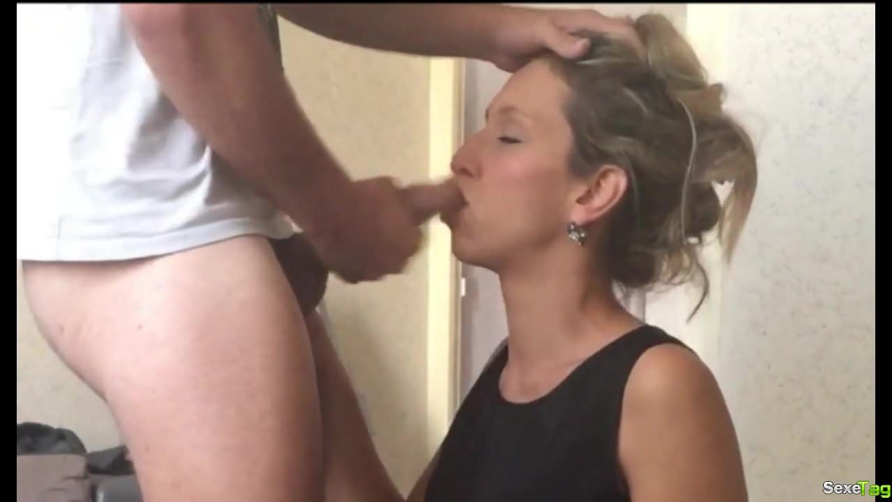 French Amateur Anal Threesome