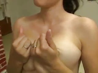 Busty Girlfirend Suck and swallow