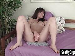 Beauty Indica Masturbating For Orgasm