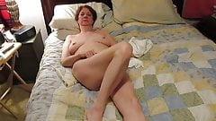 masturbating to orgasm