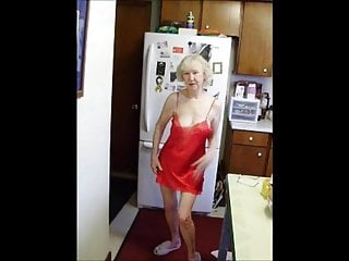girlfriend flashing...