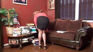 Sexy Librarian.