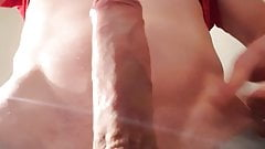 Big Cock Cumshot Lots of Cum