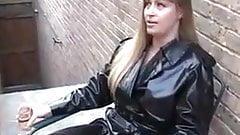 Lesbian latex sluts