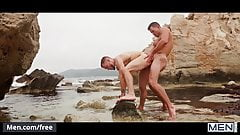 Colton Grey and Paddy O'Brian - Pirates A Gay Xxx Parody