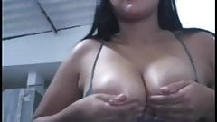 Happy Lactating Latina - Sappleq
