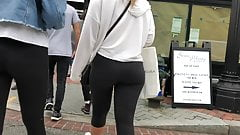 Pawg Teen Blonde Spandex 's Thumb
