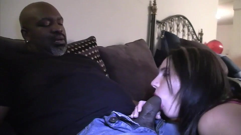 Interracial Bbc Anal Pigtail