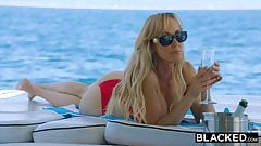 BLACKED Brandi Love Craves BBC Vacation