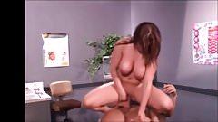 Big Natural Tits Bouncing Up and Down #84