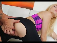 Fucking My Wife's Teen Yoga Instructor