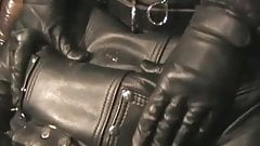 The Leather Domina - Leather Bondage - Nipple Torture