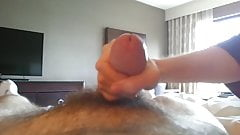 Wife Handjob's Thumb