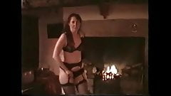 Amateur hot Milf stripping1