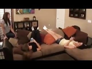 Mom needs daughter s friends footsmell 1