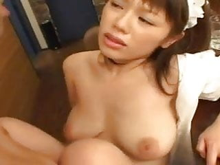 Horny Lil Japan with nice boobs-by PACKMANS