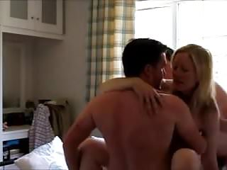Cuck helps wife fuck another man