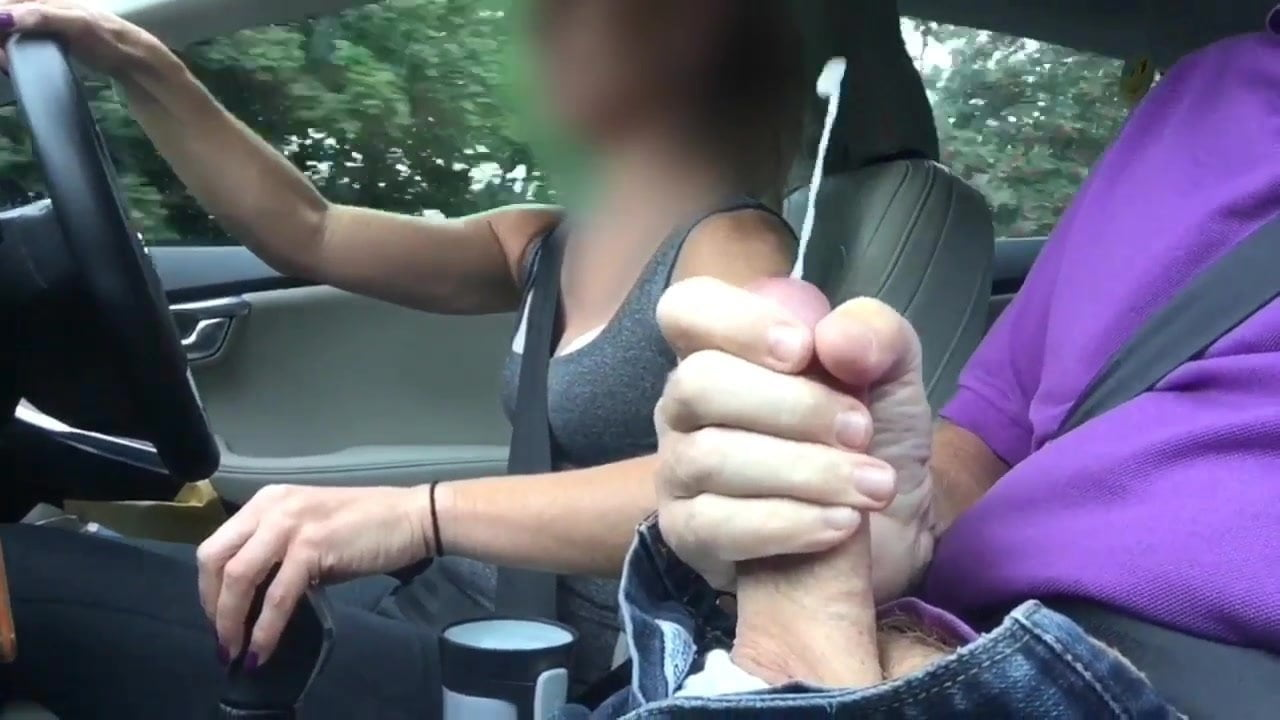 Wife Handjob And Cum In The Car, Free Hd Porn C8 Xhamster-2050
