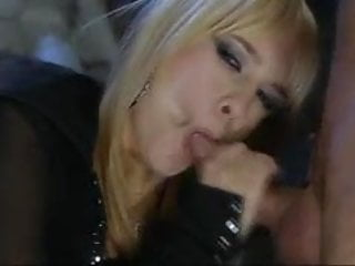 Hot blonde fucked -anal sex by 2 guys