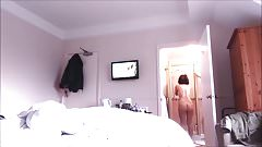 Wife on holiday gives me 2 shower shows