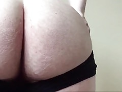 My big fat monster butt out growing my boxers part 2 Thumbnail