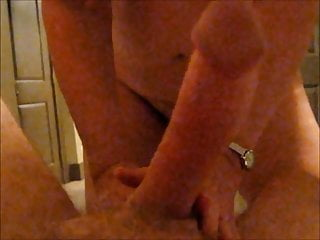Hotwife Playing With Big Cock