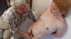 KOTB Grandpa Calls Her Round For A Fuck !