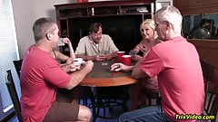 The Neighborhood Poker Party