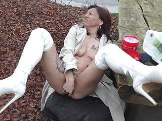 Slut Petradouble Dildo 2016