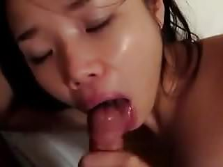 Cum All Over My Chink Tits