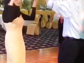 Dancing Arab Hijab Slut