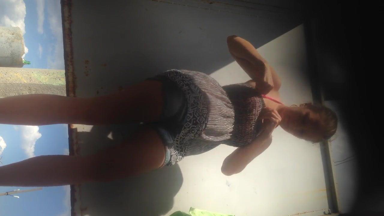 Cute Spy On Teen In Beach Cabin, Free Hd Porn 81 Xhamster-7890