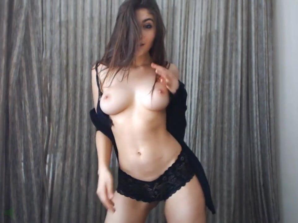 Hot sexy girl webcam dancing 15
