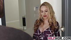 Big Tits Stepmom Shows Them Everything