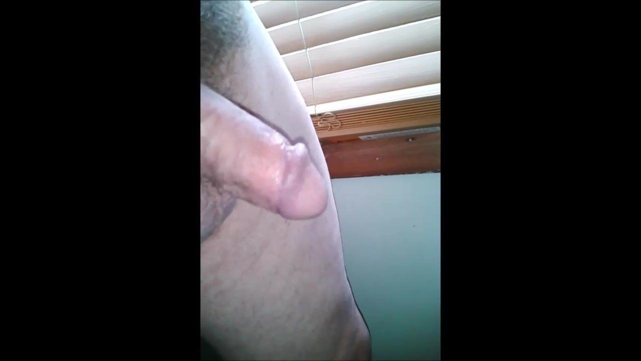 Erotic penis massage denial tube